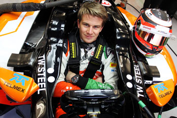 Nico Hulkenberg (Foto: James Moy Photography)