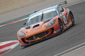 Ginetta de Buggy Experience Racing Team