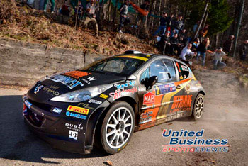 Rally 1000 Miglia (foto United Business)